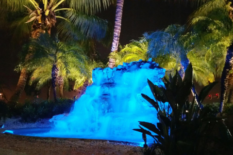 Florida, KDM-7 Corp, LED Landscape Lighting, LED Lighting, Tampa